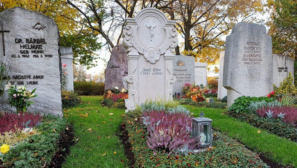 Evangelischer Friedhof Wuppertal Katernberger Straße