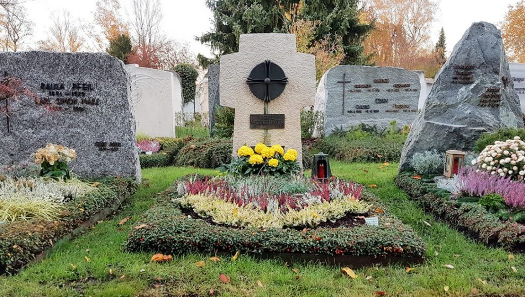 Friedhof Kray in Essen