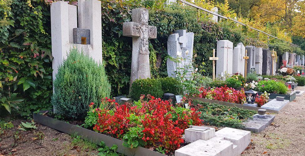 Friedhof Sellerhausen in Leipzig