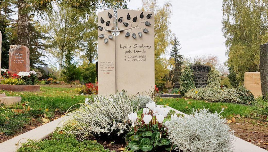 Friedhof Wahren in Leipzig