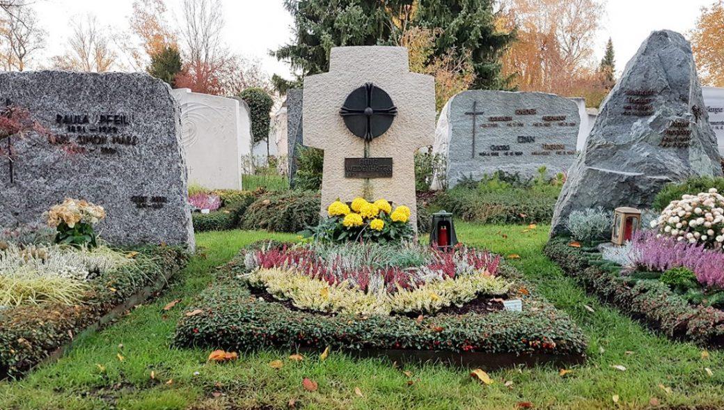 Friedhof am Hellweg in Essen