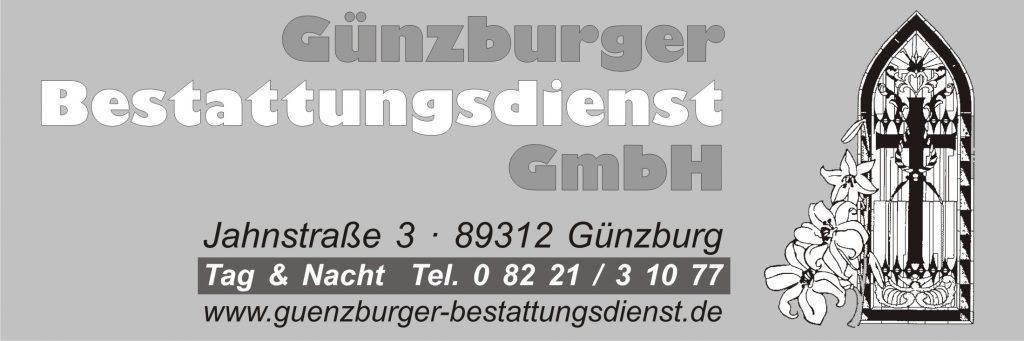 Günzburger Bestattungsdienst GmbH in Günzburg