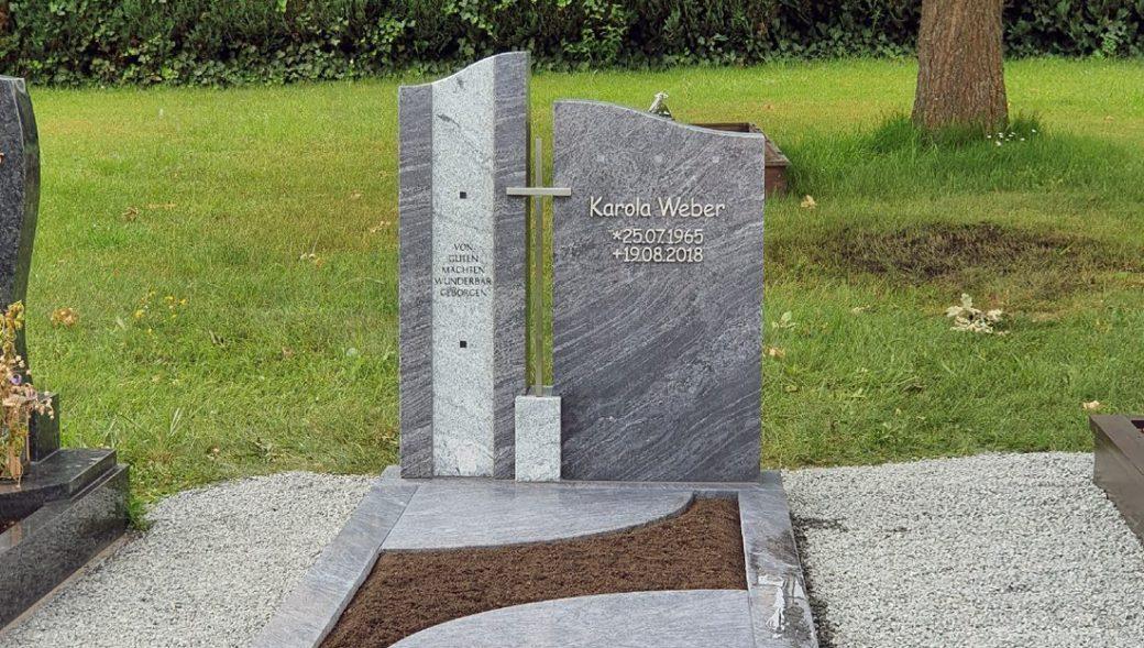 Neuer Israelitischer Friedhof in Leipzig