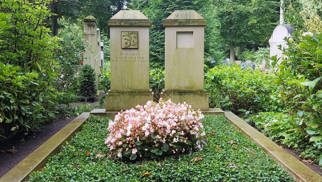 Neuer Johannisfriedhof in Leipzig