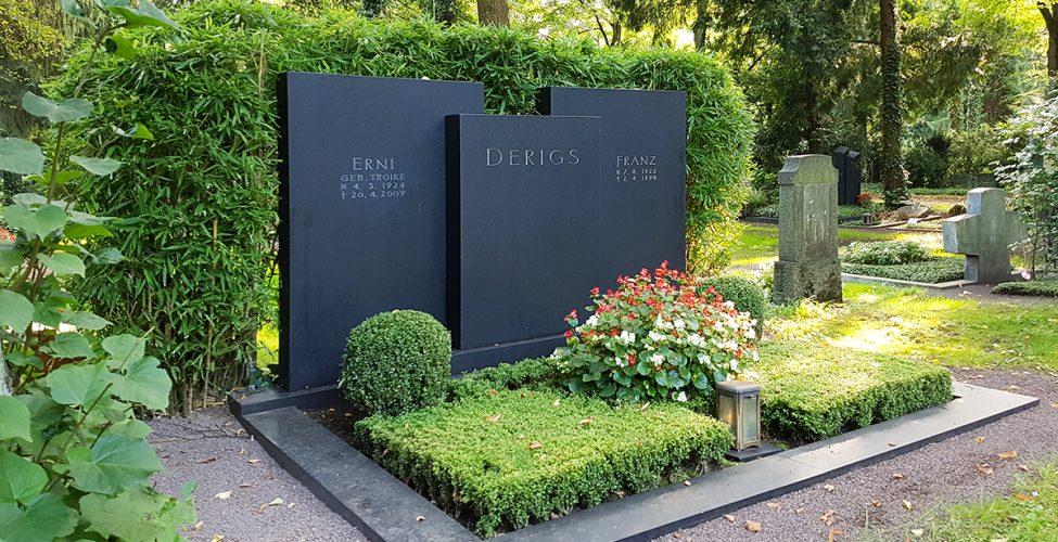 Nordfriedhof in Leipzig