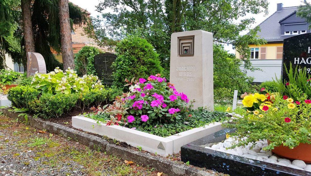 Siepenfriedhof in Essen