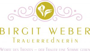 Trauerrednerin & Grabrednerin in Leutershausen - Birgit Weber