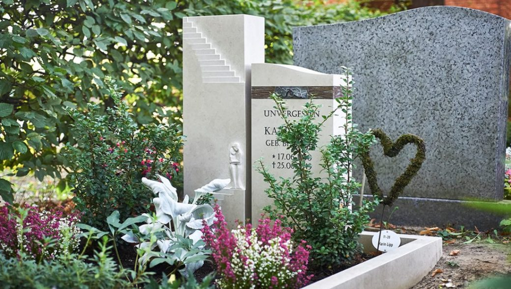 Alter Annenfriedhof in Dresden-Südvorstadt
