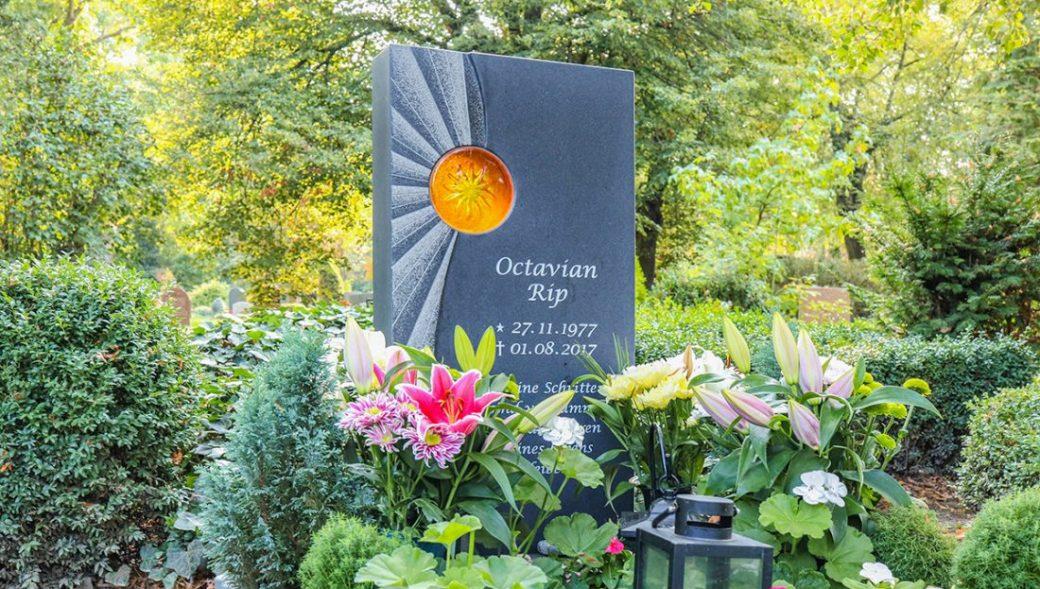 Neuer Annenfriedhof in Dresden-Löbtau