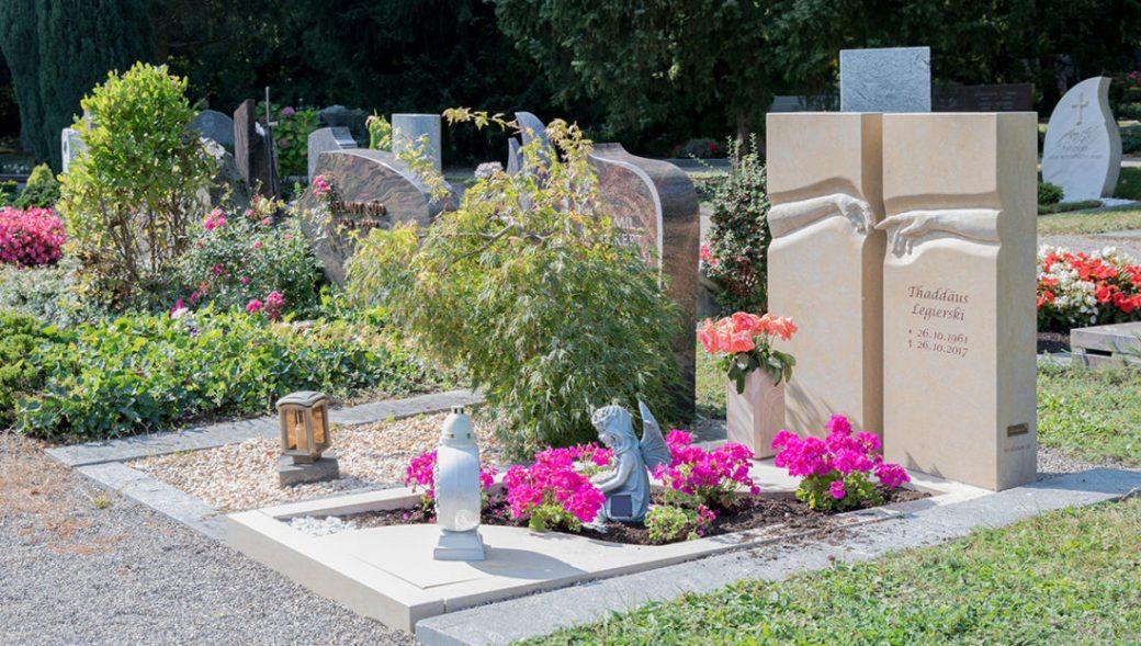 Evangelischer Friedhof Wuppertal Kirchhofsstraße II