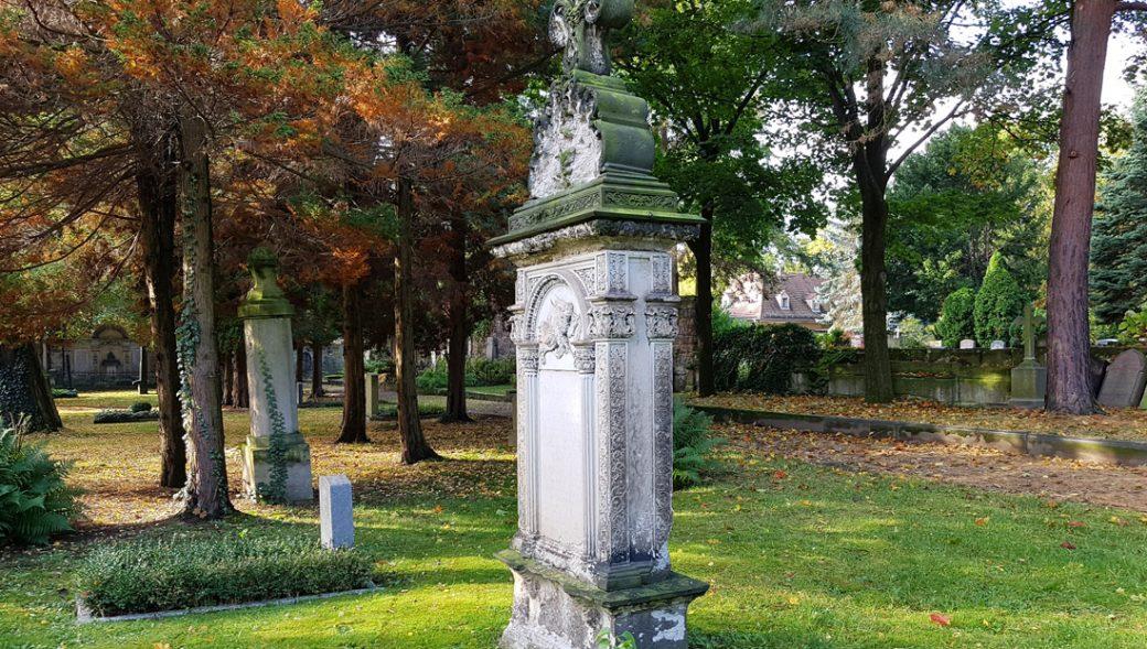 Ehrenfriedhof Wuppertal Elberfeld