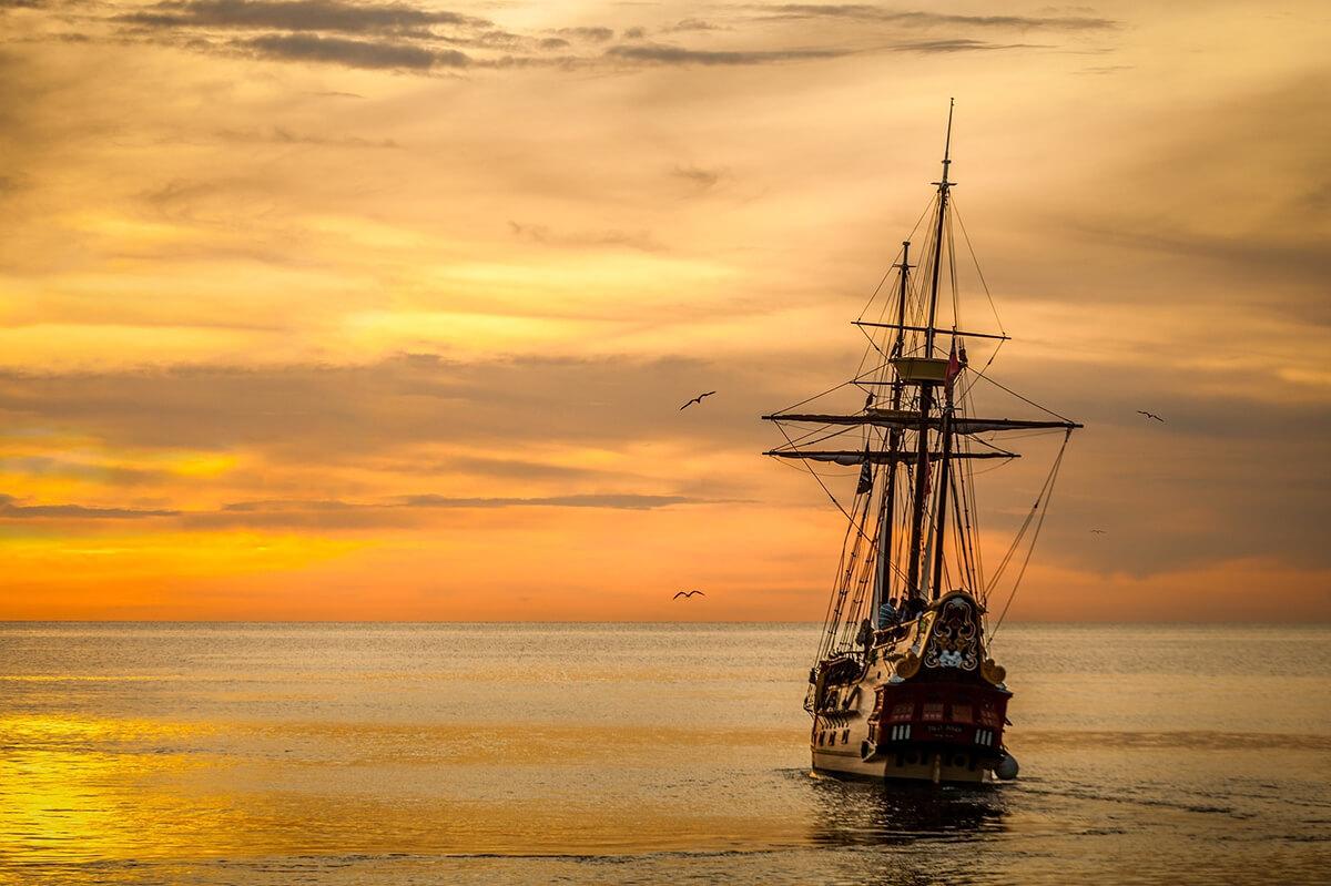 Seebestattung in der Nordsee