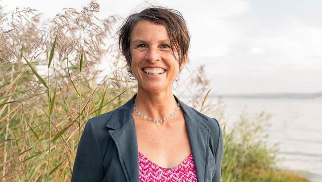 Trauerrednerin Kristina Schray in Konstanz