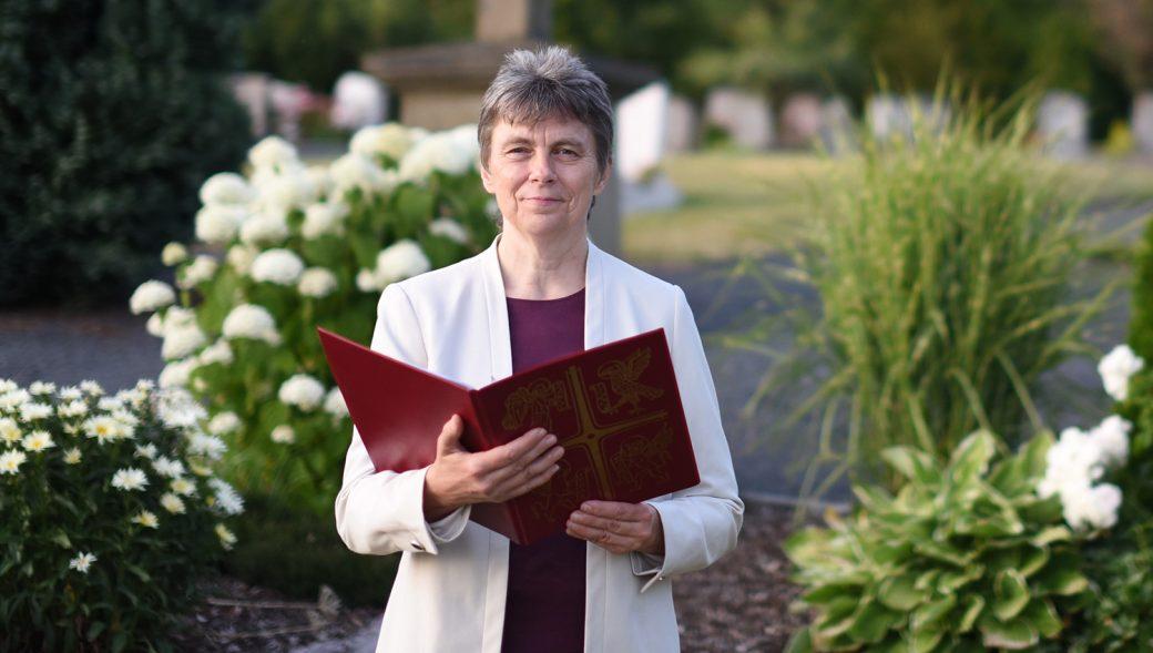 Trauerrednerin Ilona Schneider Hammelburg